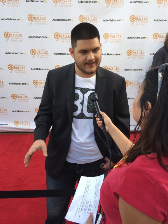 Dallas Int'l Film Festival Red Carpet